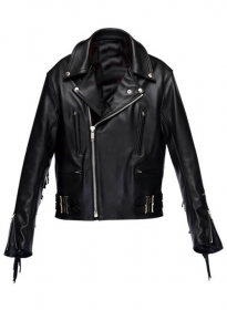 Leather Jacket #886