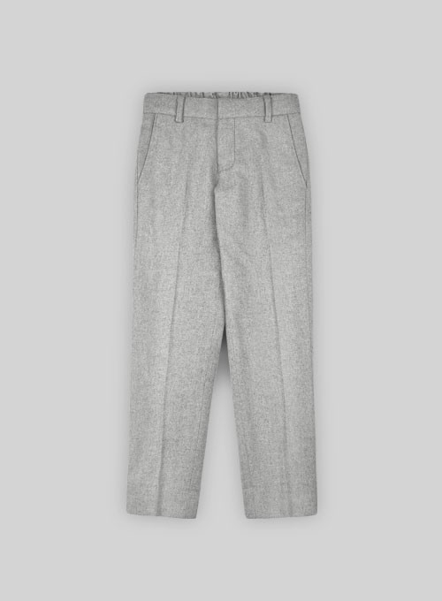 Boys Tweed Pants