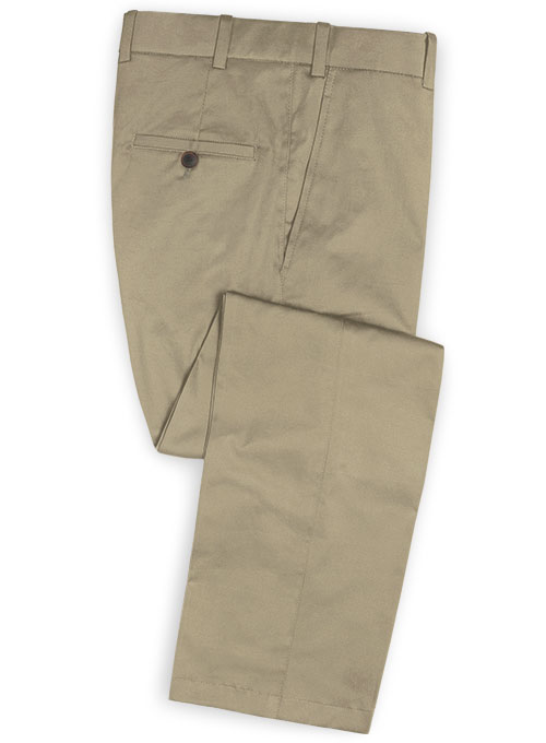 Camel Stretch Chino Pants