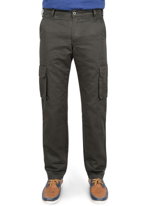 Cotton Cargo Pants - Design #11