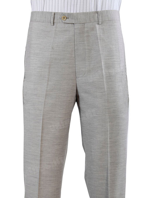 The Caviar Collection - Wool Trouser - 14 Color