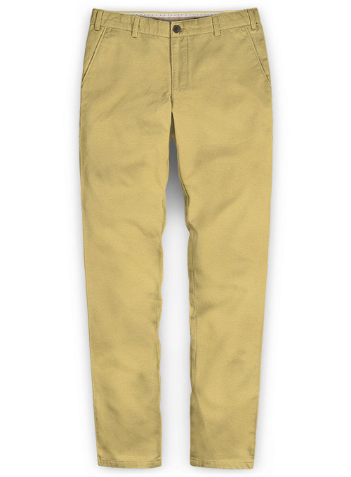 Light Khaki Chinos