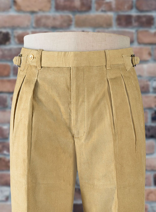 Colonel Corduroy Trousers