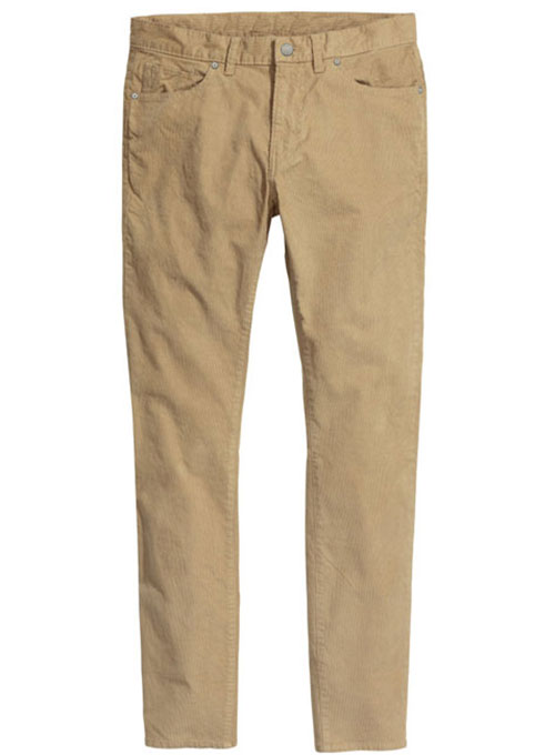 Corduroy Stretch Jeans Corduroy Stretch Jeans