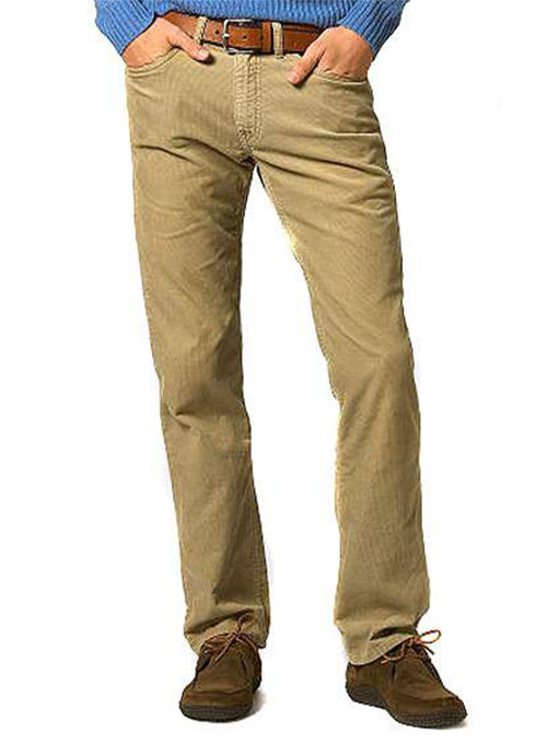Levi's® has made classic corduroys for over a century, and they're still the best cords out there. Shop men's corduroy pants at Levi's®.