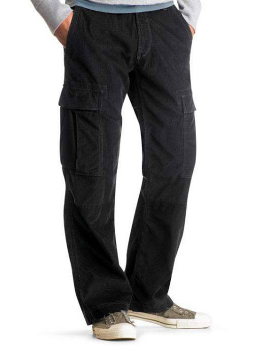 Mens Blue Jeans With Elastic Waist