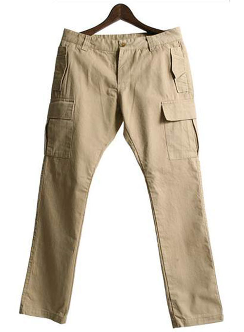 Cotton Cargo Pants - Design #999