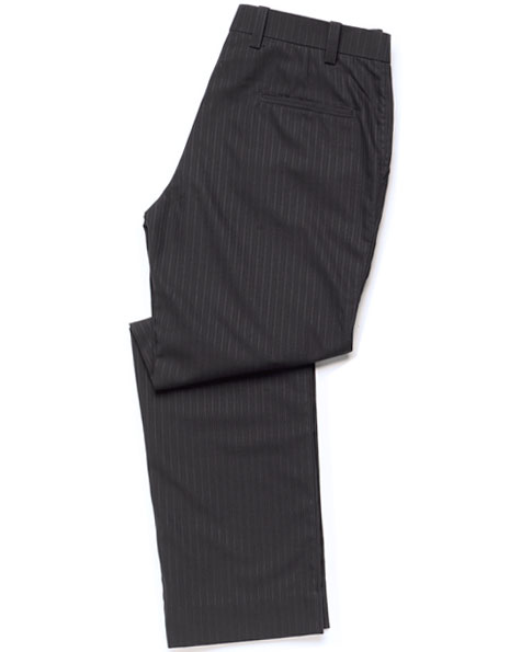 The European Collection - Wool Trouser - 3 Colors