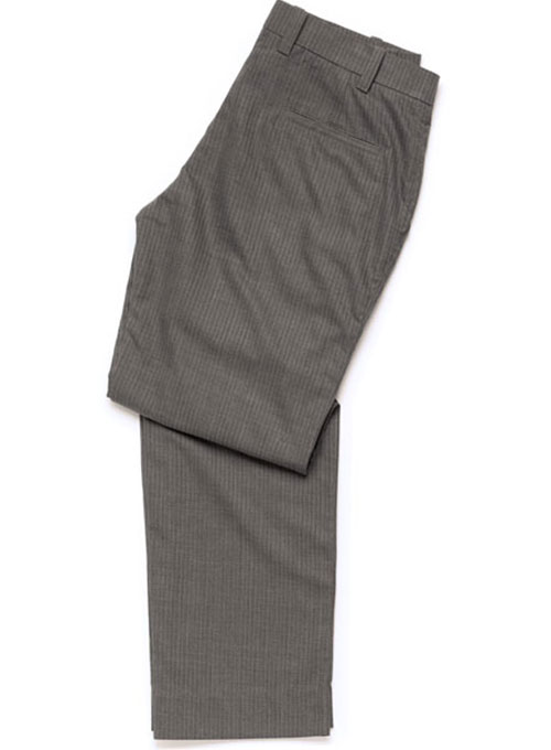 The French Collection - Wool Trouser - 3 Colors