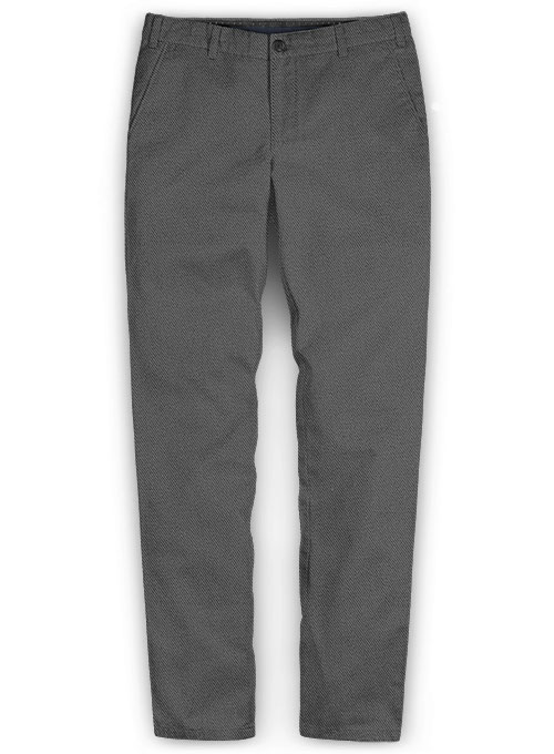 Heavy Gray Chinos