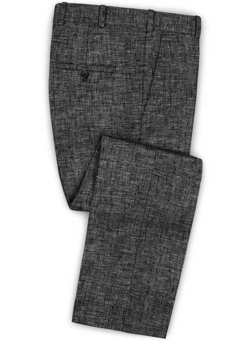 Italian Canvaso Linen Pants