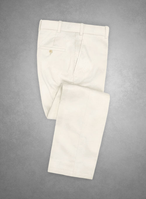 Light Beige Chino Pants