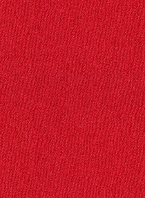 Naples Red Tweed Pants - Click Image to Close