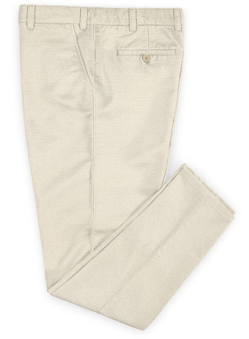 River Beige Chinos - Click Image to Close