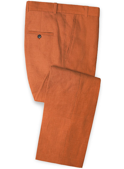 Safari Tango Cotton Linen Pants