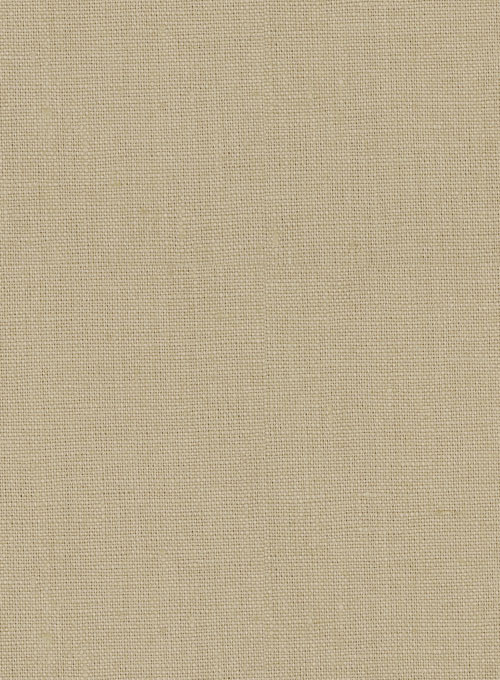 Solbiati Beige Linen Pants - Click Image to Close
