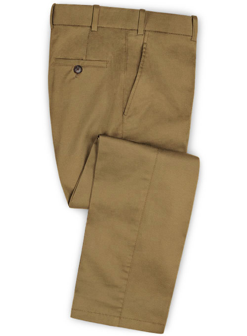 Summer Weight Khaki Chino Pants