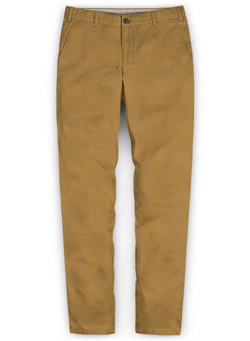 Summer Weight Dark Khaki Chinos : MakeYourOwnJeans®: Made ...