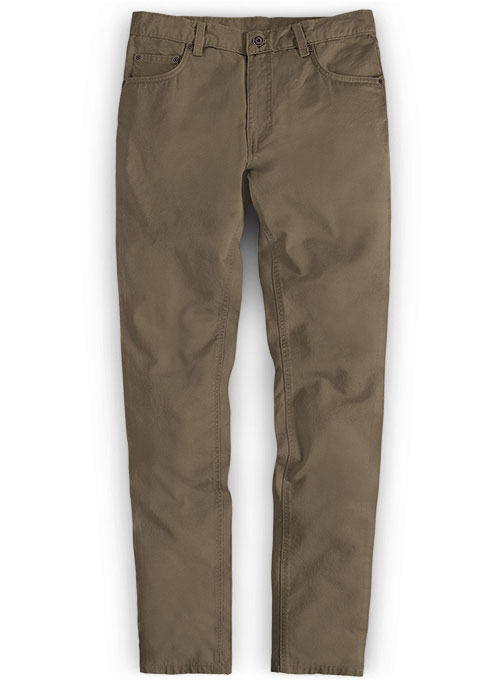 Woodland Twill Stretch Chino Jeans