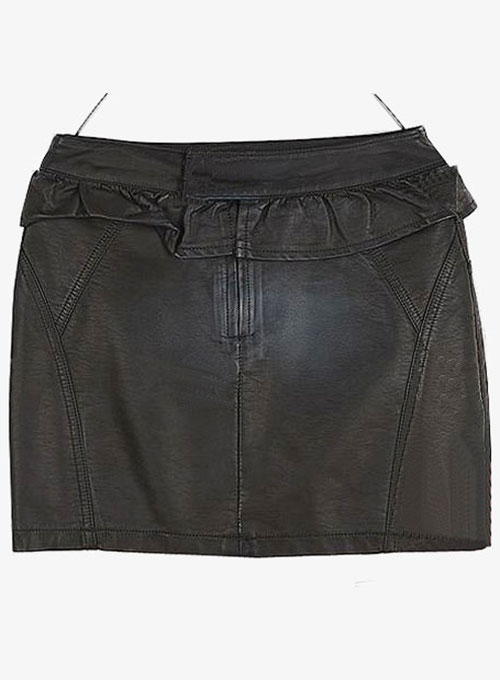 Haute Hippie Leather Skirt - # 127 - 50 Colors