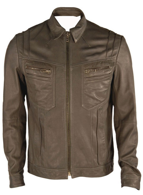Leather Jacket #104 - 50 Colors
