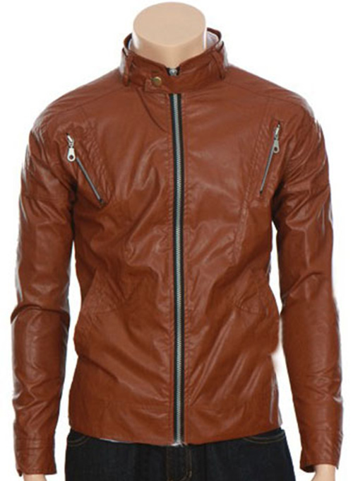 Leather Jacket #107 - 50 Colors