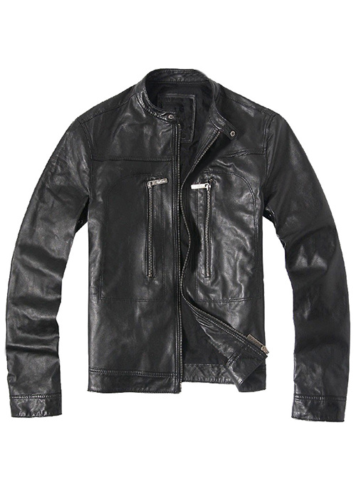 Leather Jacket #108 - 50 Colors