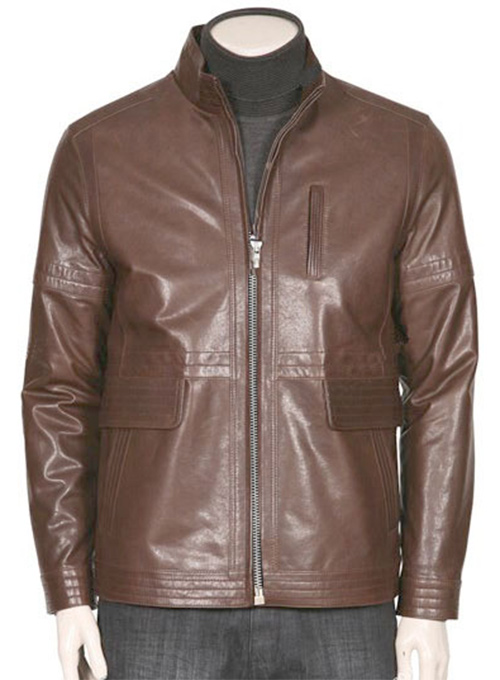 Leather Jacket #111 - 50 Colors