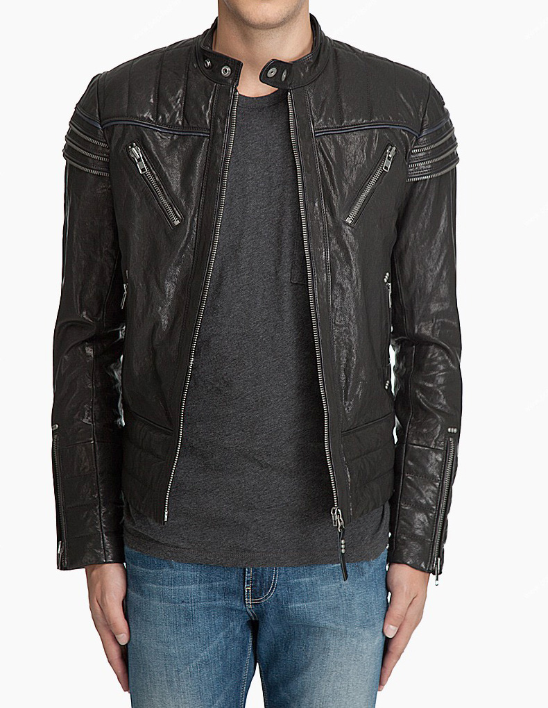 Leather Jacket #112 - 50 Colors