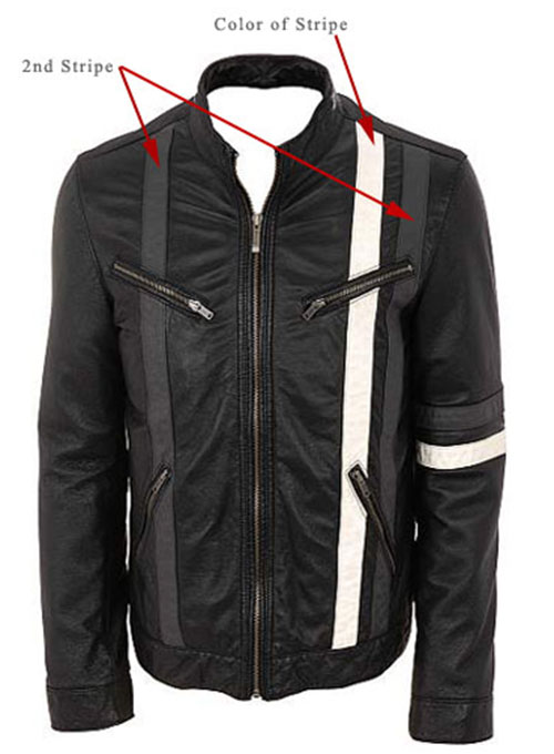Leather Jacket #97 - 50 Colors