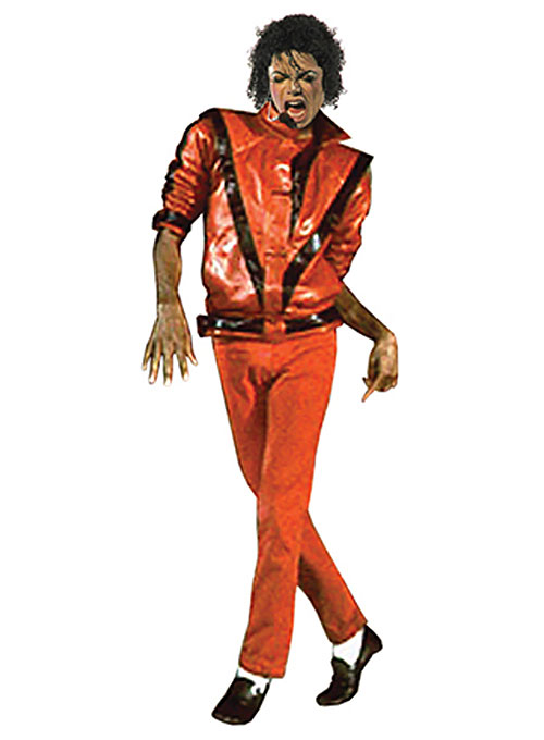 Michael Jackson Thriller Leather Jacket Makeyourownjeans