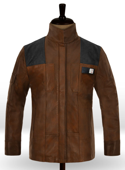 Alden Ehrenreich Solo: A Star Wars Story Leather Jacket