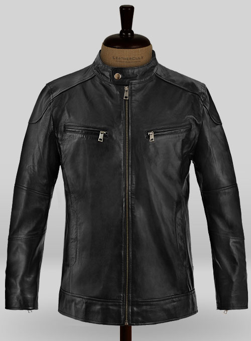 Black Jake Gyllenhaal Enemy Leather Jacket