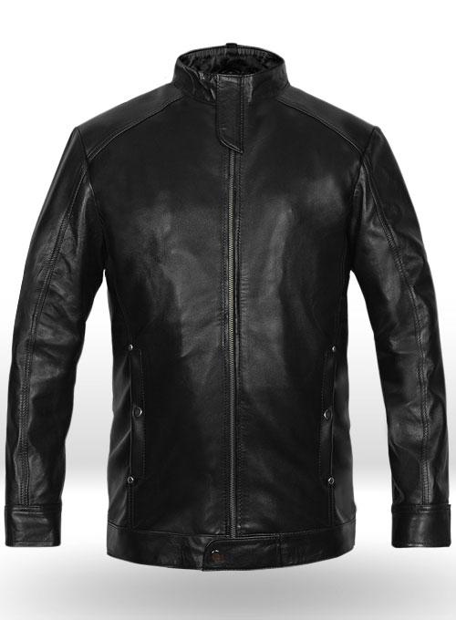Bradley Cooper Limitless Leather Jacket - Click Image to Close