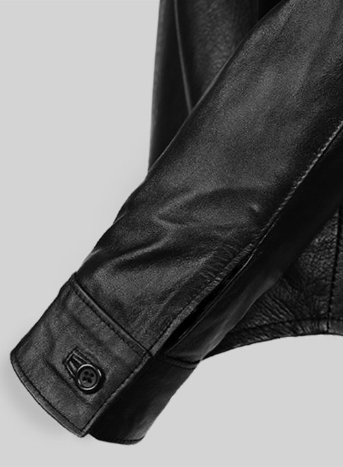 Classic Leather Shirt - Click Image to Close