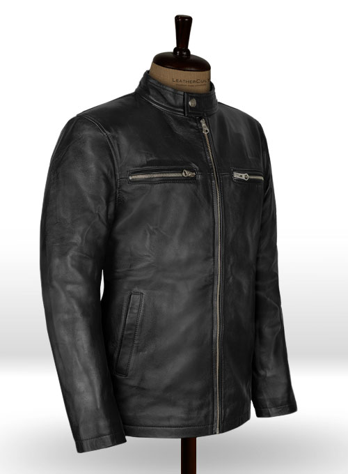 Leather Cycle Jacket #2 - 50 Colors