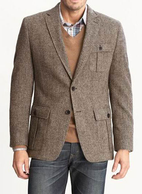 Danish Style Sports Coat : MakeYourOwnJeans®: Made To ...