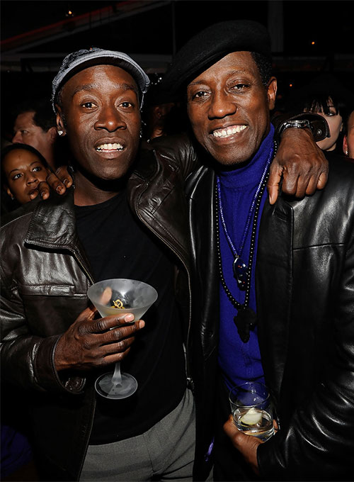 Don Cheadle Traitor Leather Jacket - Click Image to Close