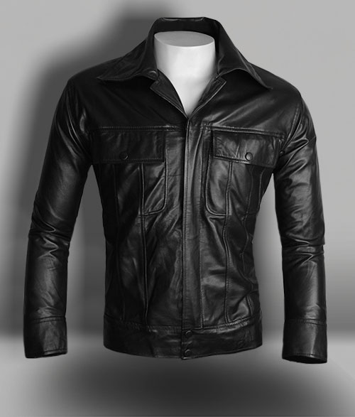 Elvis Presley Leather Jacket