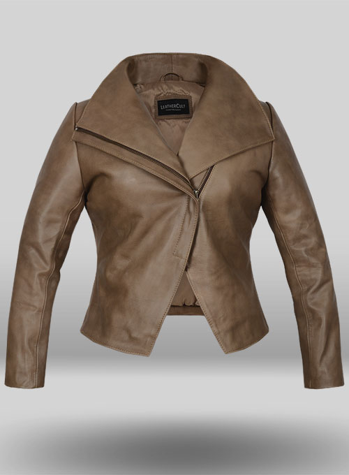 Favour Leather Jacket # 539