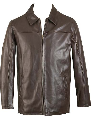 Leather Hipster Jacket #2 - 50 Colors