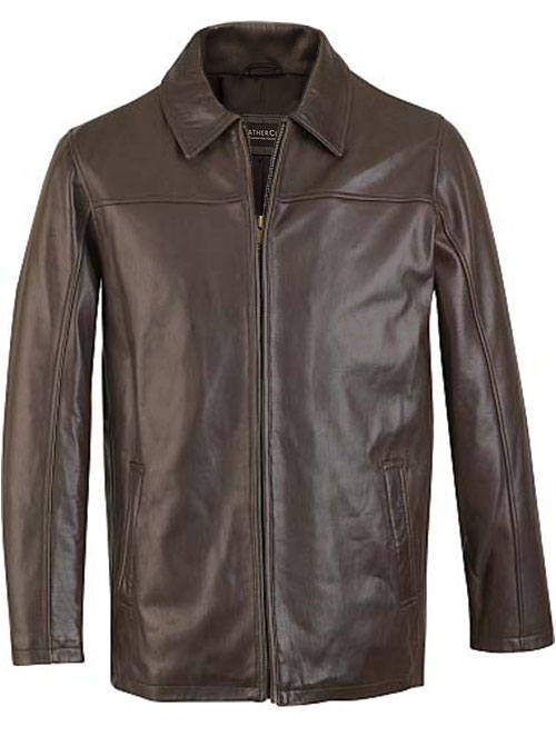 Leather Hipster Jacket #2 : MakeYourOwnJeans®: Made To ...