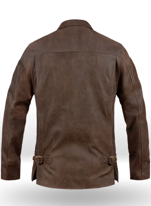 Indiana Jones Leather Jacket - Click Image to Close