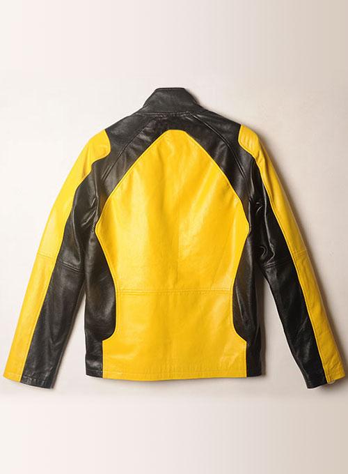 Infamous leather jacket