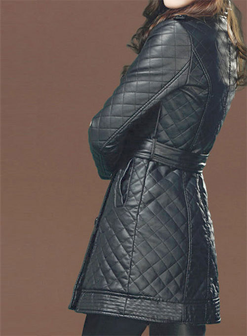 Isabel Leather Jacket # 518