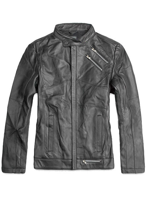 Leather Jacket #101 - 50 Colors