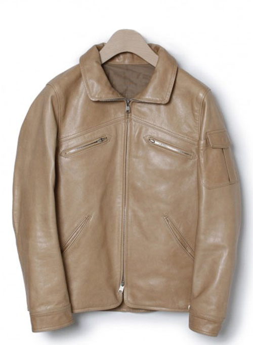 Leather Jacket #102 - 50 Colors
