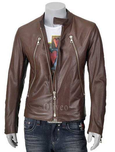 Leather Jacket #105