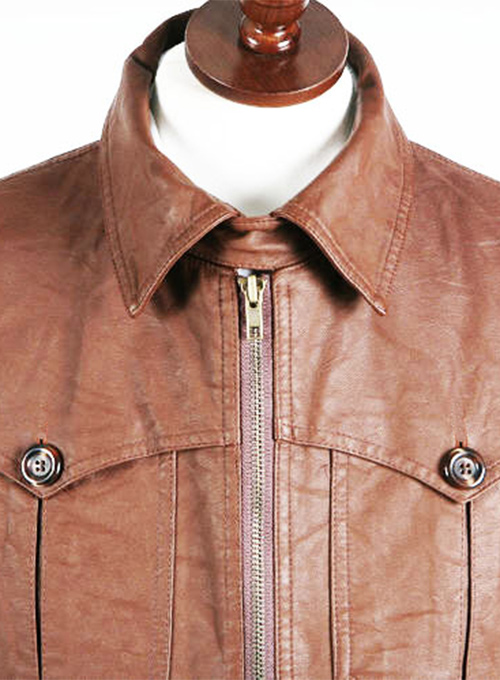 Leather Jacket #119 - 50 Colors