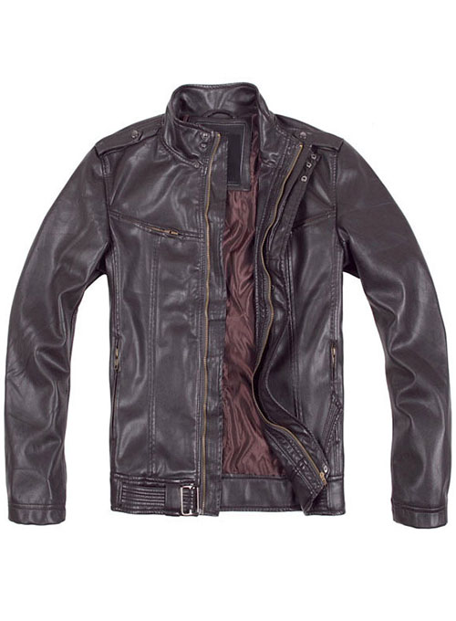 Leather Jacket #600